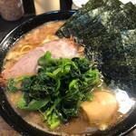 クックら - 料理写真:中盛¥820 のり¥100 Twitter玉子¥0