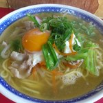 みなとや食堂 - 料理写真:中華そば大盛り700円