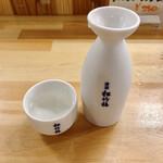 創作dining 江戸橋 - せんべろセット 日本酒冷