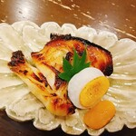 和食ながい - 銀鱈西京カマ焼