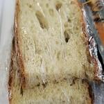 プールトワ - パンが2切れ付きます
