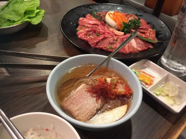 安楽亭 上石神井店の料理の写真