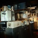 AFURI - 厨房