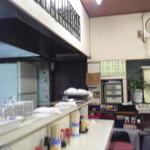 Nozawaya - 店内カウンターです