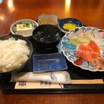 旬の味 伊藤屋 - 限定定食