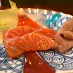 旬の味 伊藤屋 - 料理写真:宮城サーモン
