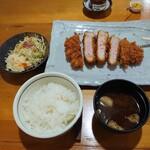 132983091 - 高座豚ロース定食¥2970