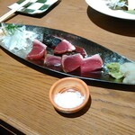 Warayakiporojirou - 鰹の藁焼き
