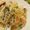 Brasserie MORI - 料理写真:日替わりパスタランチ