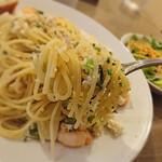 Brasserie MORI - 日替わりパスタランチ