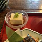 132989597 - 鯖街道 焼鯖鮨付 ¥1,850