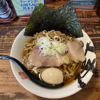 麺屋久兵衛  - 料理写真:久兵衛中華そば 960円税別