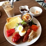 co-fuque cafe - 料理写真: