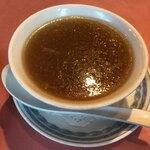 ル・パルク - スープ