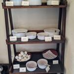 つけ麺 どでん - 料理写真:無料トッピングコーナー