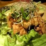 133124 - ハーブ鶏の竜田揚げ