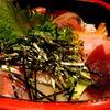 えどっこずし - 料理写真:海鮮漬け丼です、ネタは上質のものでしたが量的にちょいと足らないかなぁ