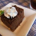 Cafeterrace Green - デザートも美味しそうでしょ!