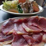 きじ亭 - 料理写真:きじ肉