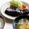 ベニス - 料理写真:味噌かつ定食