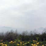 オテル・ド・カイザー - 霞山も綺麗でした