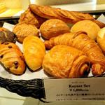 オテル・ド・カイザー - カイザーセット ¥1,800