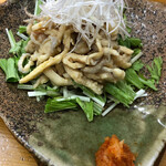 Kawaei - ほろほろ鶏 ほろ皮ポン酢