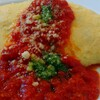 バンビーノ - 料理写真:オムライス(伸びるチーズ入り)
