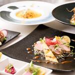 レストラン アオヤマ - コース