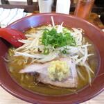拉麺 大公 - 焼き味噌 880円