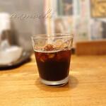 カレー倶楽部ルウ - セットのコーヒー