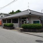 オアシス - 南部町郵便局の向い側