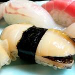 寿司万 - あわび