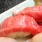 寿司万 - トロ