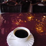 パッサージュ・ドール - フリードリンクからホットコーヒー