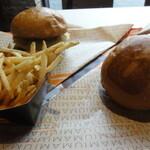 ウマミバーガー - 料理写真: