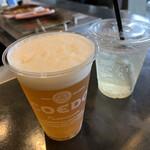 Mio Casalo - 小江戸ビールと梅ソーダ