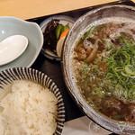 ニクスイハヤト - 料理写真:肉吸定食肉増し(880円+300円)