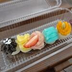 キッチンウタゲ - 料理写真:うたげだんご