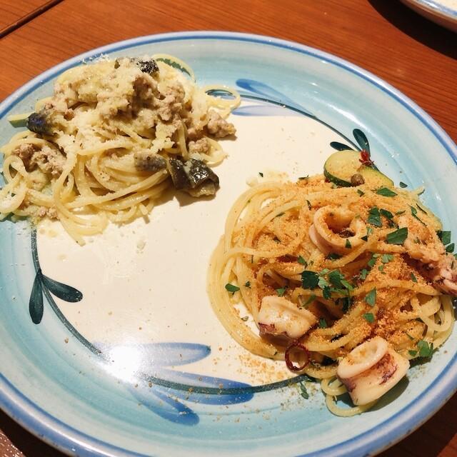 オステリア フルボの料理の写真