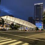 南インド料理ダクシン - オリンピックに間に合わせた東京駅八重洲口の改修も、少し寂しさを感じます