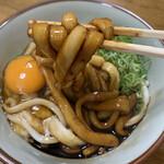 ちとせ - 麺アップ