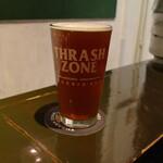 THRASH ZONE - HOP DEICIDE