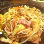 Moashibi - フーチャンプルー♪ふわふわの食感がたまりません。