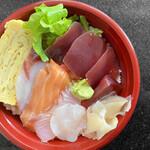 魚家 福や - 料理写真:海鮮丼