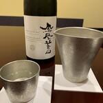 鮨 さかい - 鳳凰美田 酒未来