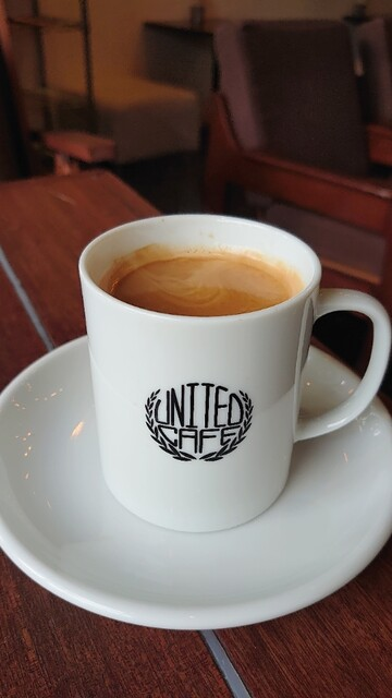 UNITEDcafeの料理の写真