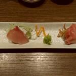 magokorosousakushigeta - お刺身