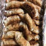 八味屋 - 料理写真:焼き餃子