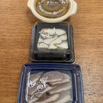 Rejon - 鴨胸肉の蜂蜜風味 741円             サバのテリーヌ ディエップ風 600円             ホテル仕込みカレー 556円